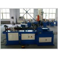 Buy cheap Full Hydraulic Automatic Pipe Cutting Machine Two Way Clamps Low Noise product