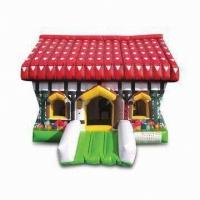 Buy cheap 2015high quality commercial inflatable bouncers product