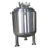 Buy cheap Portable High Density stainless steel tanks / commercial blender Liquid Agitators / liquid mixing product