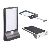 Buy cheap Solar light with human Body induction outdoor LED wall light product