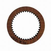 Automatic Transmission Friction Plate, Made of Paper Base, Measures 153 x 22mm