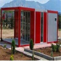 Buy cheap Modern Container House/Prefab Villa/Prefabricated/Modular HomesModular Modern Modular Home product