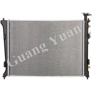 Quality Nissens 66778 Aluminium Kia Forte Radiator 10-12 AT 13132 13133 OEM 25310-1M100 for sale