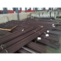 Buy cheap Black Surface Stainless Solid Steel Bar Grade F321 / 316l Flat Steel Bar product