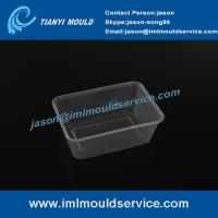 Buy cheap pp take away lunch boxes mould, 750ml disposable lunch containers mould supplier product