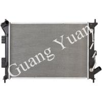 Buy cheap 26 / 32 / 36mm Thickness Water Cooling Car Radiator , Kia Soul Radiator DPI 13414 product