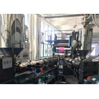 Quality Continuous Twin Screw Plastic Extruder Automated For Air Conditioner for sale
