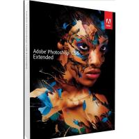 Buy cheap English Adobe Graphic Design Software , Adobe Photoshop CS6 Extended Software product