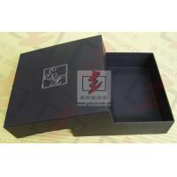 Buy cheap Luxury Small Paper Gift Box / garment packaging boxes Folding product