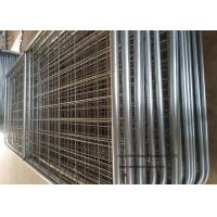 Buy cheap Hot Dipped Galvanized Farm Fence Gate , Heavy Duty Livestock Fence Panel product