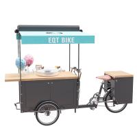 Buy cheap Large Storage Mobile Snack Cart Full Function Configuration For One Person Operation product