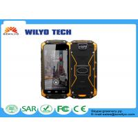 Buy cheap Rugged 4.5 Inch Mobile Phones Dual Core Shockproof with high resolution camera product