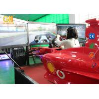 China Virtual Driving SimulatorCoin Operated Game Machine For Driving Simulator Games on sale