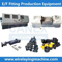 Buy cheap CX-160/400ZF HDPE Electrofusion Wire Laying Machine -electrofusion winding machine product