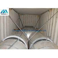 Buy cheap DIN ASTM GB AISI Aluminium Zinc Coated Steel GI Coil ISO SGS Certificate product