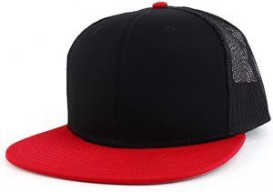 Buy cheap Gorras Sports 6 Panels Blank Plain Color Trucker Mesh Caps product