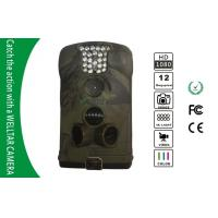 Buy cheap Night Vision Infrared Trail Camera Ltl Acorn Motion-Triggered , IR flash 25M product