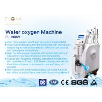 Buy cheap Bio Microdermabrasion And Oxygen Machine Mesotherapy Skin Whitening For Clinic product