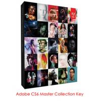 China Adobe Creative Suite 6 Master Collection, for MAC and Windows, Fpp license key Adobe Product Key Sticker on sale
