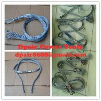 Buy cheap Cable Grips,Spring Cable Socks,Wire Cable Grips,Cable hauling,Mesh Grips product