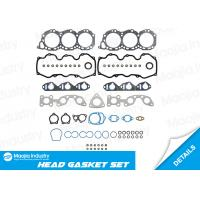 Buy cheap 96 - 04 Infiniti QX4 Nissan Frontier Xterra Pathfinder 3.3L SOHC VG33E Graphite Head Gasket Set product