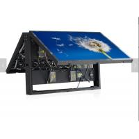Buy cheap Fixed Double Sided P8 Outdoor Advertising LED Display With Linsn / Novastar product