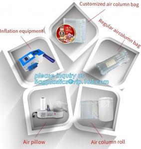 Buy cheap cushion pillow air bag, cushion pillow dunnage air bag, air poly packing bag nylon air bubbles air pillow bag, bagplasti product