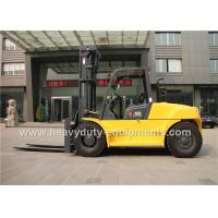 Buy cheap XICHAI Engine Diesel Forklift Truck 6 Cylinder Sinomtp FD100B 3000mm Lift Height product