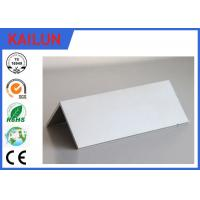 Buy cheap Anodize / Powder Coating Aluminum Nosing For Stair Tread 40 X 40 MM ISO / TS16949 product