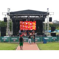 Buy cheap Hire Indoor LED Display Panel Flat / Curve Video Wall For Commercial Activity product