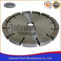 China Laser Welded Diamond Tuck Point Blade For Wet Cutting / Dry Cutting 40 X 15 X 12mm X 13nos on sale