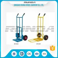"Buy cheap 250kg Load Two Wheel Cart Dolly 1249x650x578mm Pneumatic Wheel 10""X3.50-4 product"
