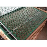 Buy cheap Model 2000 Shale Shaker Vibrating Screen , Mud Clean Solid Control Shaker Screen product