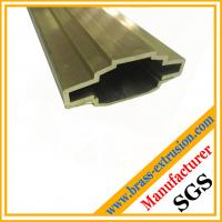 Buy cheap C38500 CuZn39Pb3  CuZn39Pb2 CW612N C37700 copper alloy decoration material section profiles product