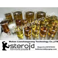 Buy cheap Anabolic Mixed Blend Steroid injection Oil Tmt Blend 375 Yellow liquid for  for Muscle Gain product
