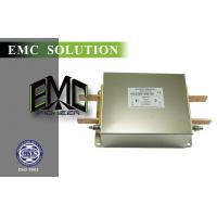 China Large Current 450A Single Phase EMI Suppression Filters For UPS And Variable Frequency Drive on sale