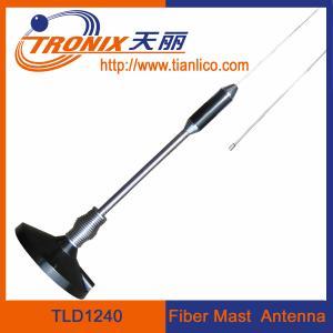 Buy cheap 1 section fiber mast car antenna/ magnetic mount car antenna/ active radio antenna TLD1240 product