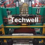Buy cheap Le plat de chariot de voiture laminent à froid former la machine avec le soudage par points pour la tôle de l'acier Q235 product
