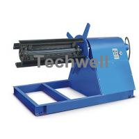 Buy cheap 6.3Mpa Cold Roll Forming Machine , Automatical Hydraulic Decoiler With 0-15m/min Forming Speed product