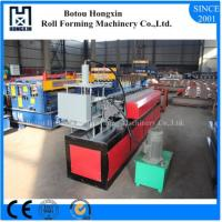 Buy cheap Hydraulic Pump Rolling Shutter Machine , Aluminum Sheet Metal Roll Forming Machines product