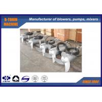 Buy cheap QJB5.0/12-615/3-480S Submersible wastewater Mixers , sludge mixer product