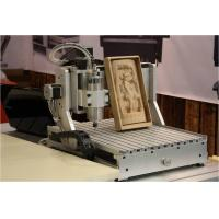 Buy cheap 2030 800W 4 AXIS small wood carving engraving cutting machine for sale product