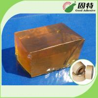 Buy cheap Yellow Transparent Block Hot Melt Glue Adhesive Pressure-Sensitive Melt Adhesive from wholesalers