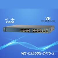 Buy cheap WS-C3560G-24TS-S product
