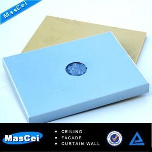 Buy cheap Материал потолка алюминиевого сота строительного материала сооружения стены на открытом воздухе product