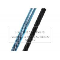 Buy cheap Industrial DIN975 Full Threaded Rod Fasteners , Carbon Steel Fully Threaded Studs product
