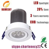 Buy cheap 7W OEM accept CE ROHS approved  hot sale LED downlight MANUFACTURE product