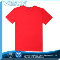 Buy cheap Plain dyed new design low price mens designer sport T shirt with prints product