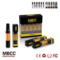 Buy cheap Slim Flat Driptip Mini BCC Clearomizer 1.6ml Bottom Coil Ego Evod Battery from wholesalers