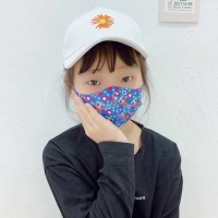 Buy cheap Cartoon Earloop Washable Child Respirator Mask product